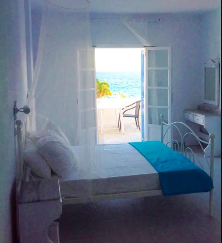 Beachfront Studio for 2