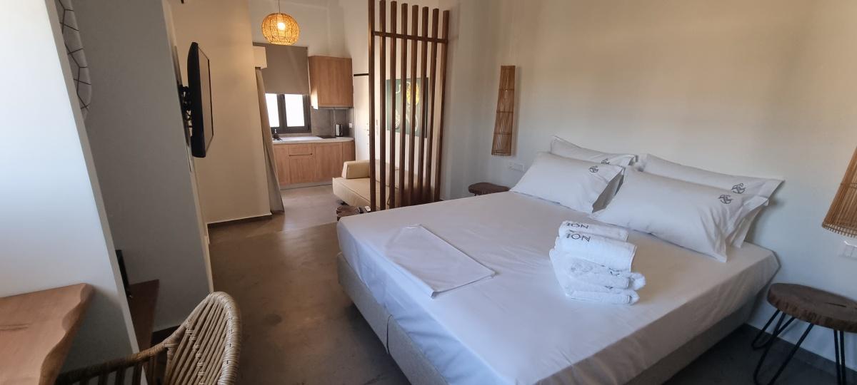 Cozy Split level suites