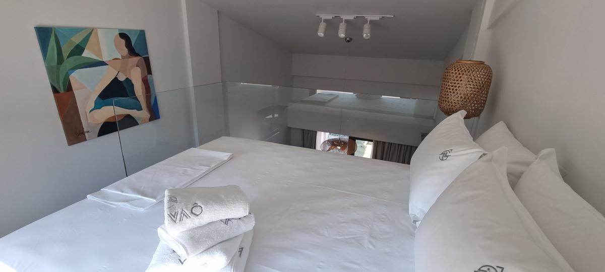 Deluxe loft suites
