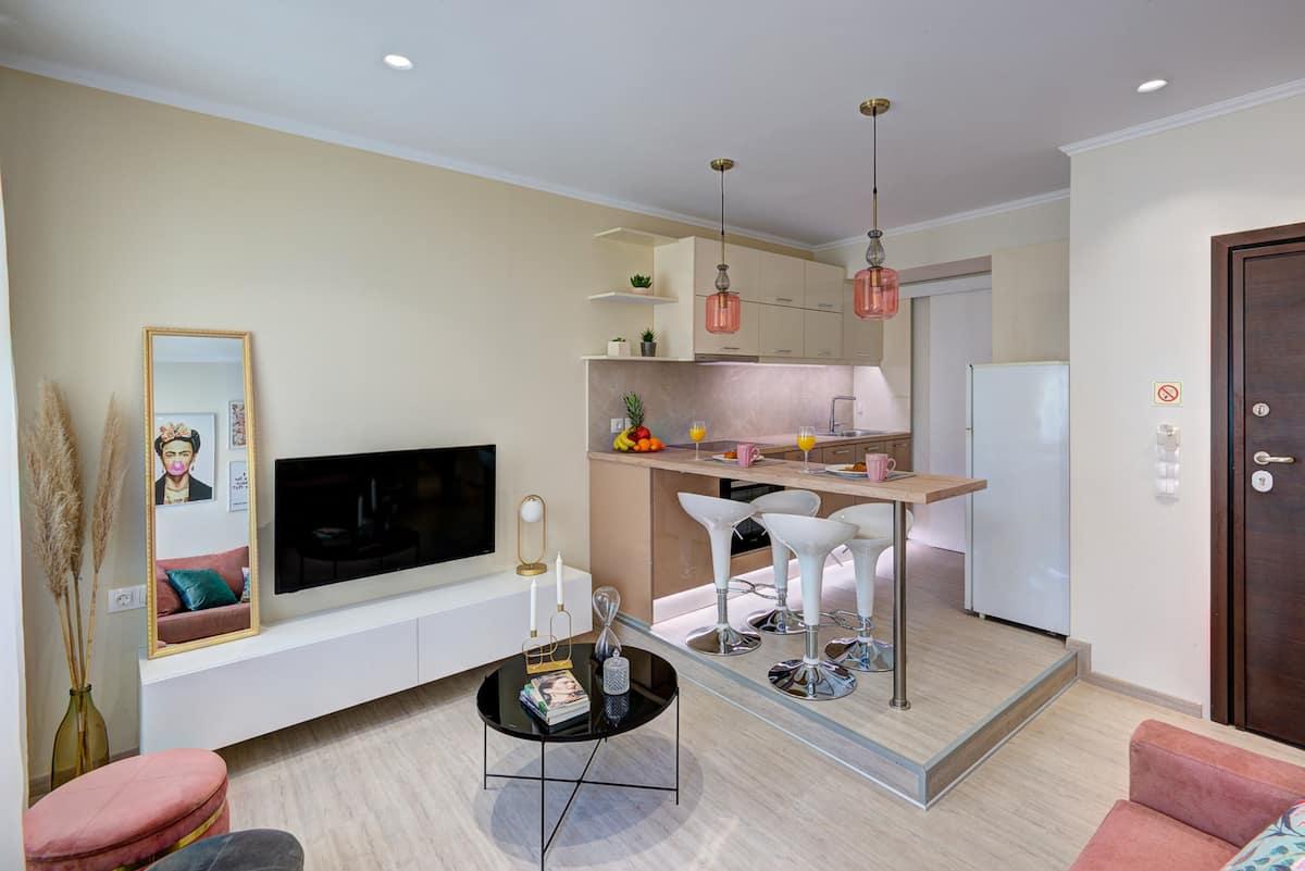 Downtown suite