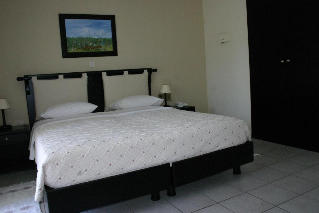 Double Room with partial Garden View